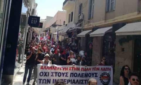 Πρωτομαγιά 2018: Μαζική συμμετοχή στις εκδηλώσεις σε Ρέθυμνο και Ηράκλειο
