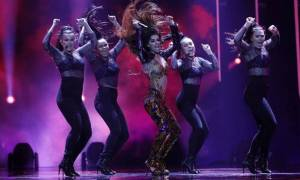Eurovision 2018: Αναστάτωσε η Φουρέιρα τη Λισαβόνα - Φιγουράρει στις πρώτες θέσεις (Pics+Vid)