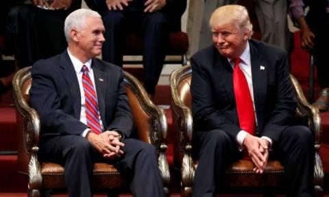 ΗΠΑ: Τραμπ και Πενς θα μιλήσουν στην ετήσια συνέλευση του λόμπι των όπλων