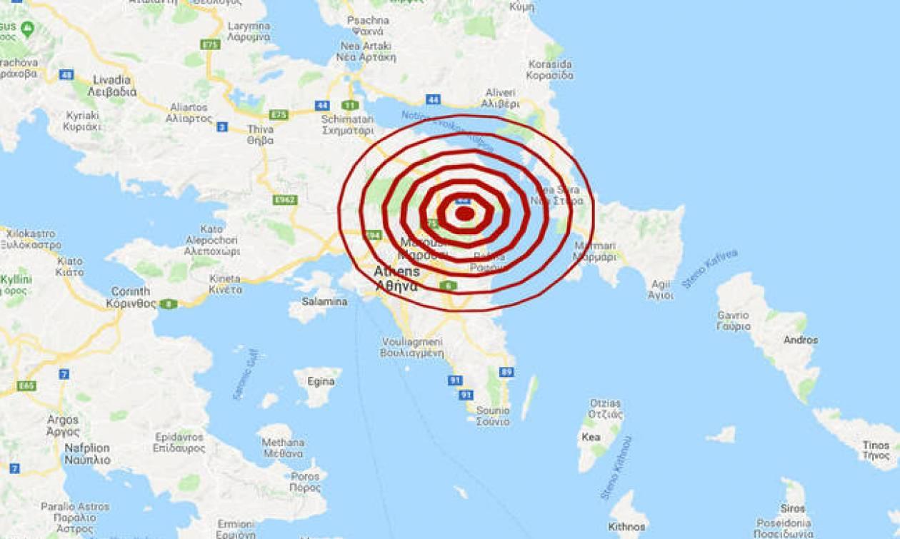 Σεισμός: Ο εγκέλαδος «χτύπησε» ξανά την Αθήνα – Ανησυχία στους κατοίκους