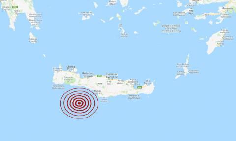 Σεισμός στη Γαύδο (pics)
