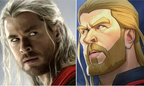 Αντέχεις να δεις τους ήρωες της Marvel σε καρτούν;