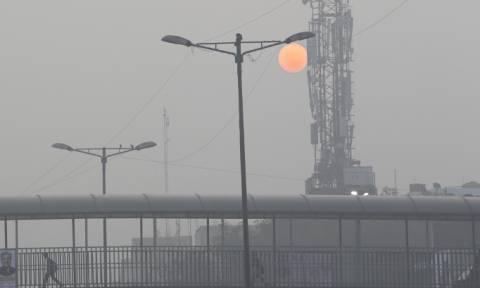 ΠΟΥ: Πάνω από το 90% του παγκόσμιου πληθυσμού αναπνέει μολυσμένο αέρα