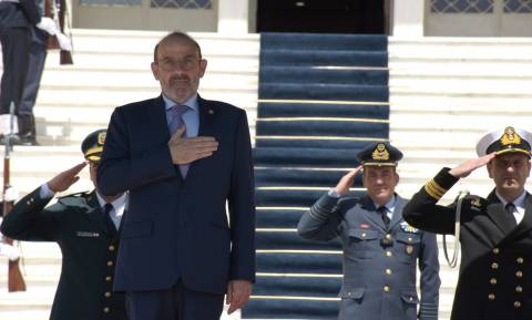 Την απελευθέρωση των δυο «απαχθέντων» Ελλήνων στρατιωτικών ζήτησε ο Υπουργός Άμυνας του Λιβάνου