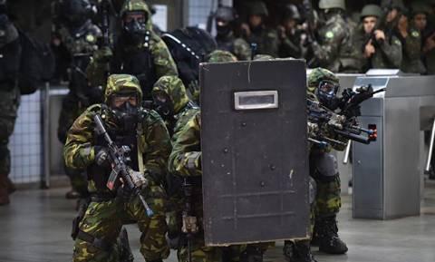 Συναγερμός στις ΗΠΑ: Συνελήφθη τζιχαντιστής λίγο πριν «πνίξει» εμπορικό κέντρο στο αίμα