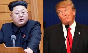 ΗΠΑ: Αυτός είναι ο βασικός όρος που θα θέσει ο Τραμπ στον Κιμ Γιονγκ Ουν