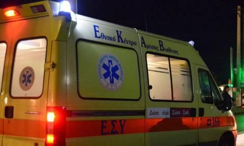 Καρδίτσα: Ο μοιραίος ελιγμός του 19χρονου οδηγού προκάλεσε σοβαρό ατύχημα (vid)