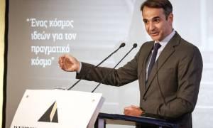Μητσοτάκης: Αύξηση του ελάχιστου εγγυημένου εισοδήματος και των επιδομάτων ανεργίας