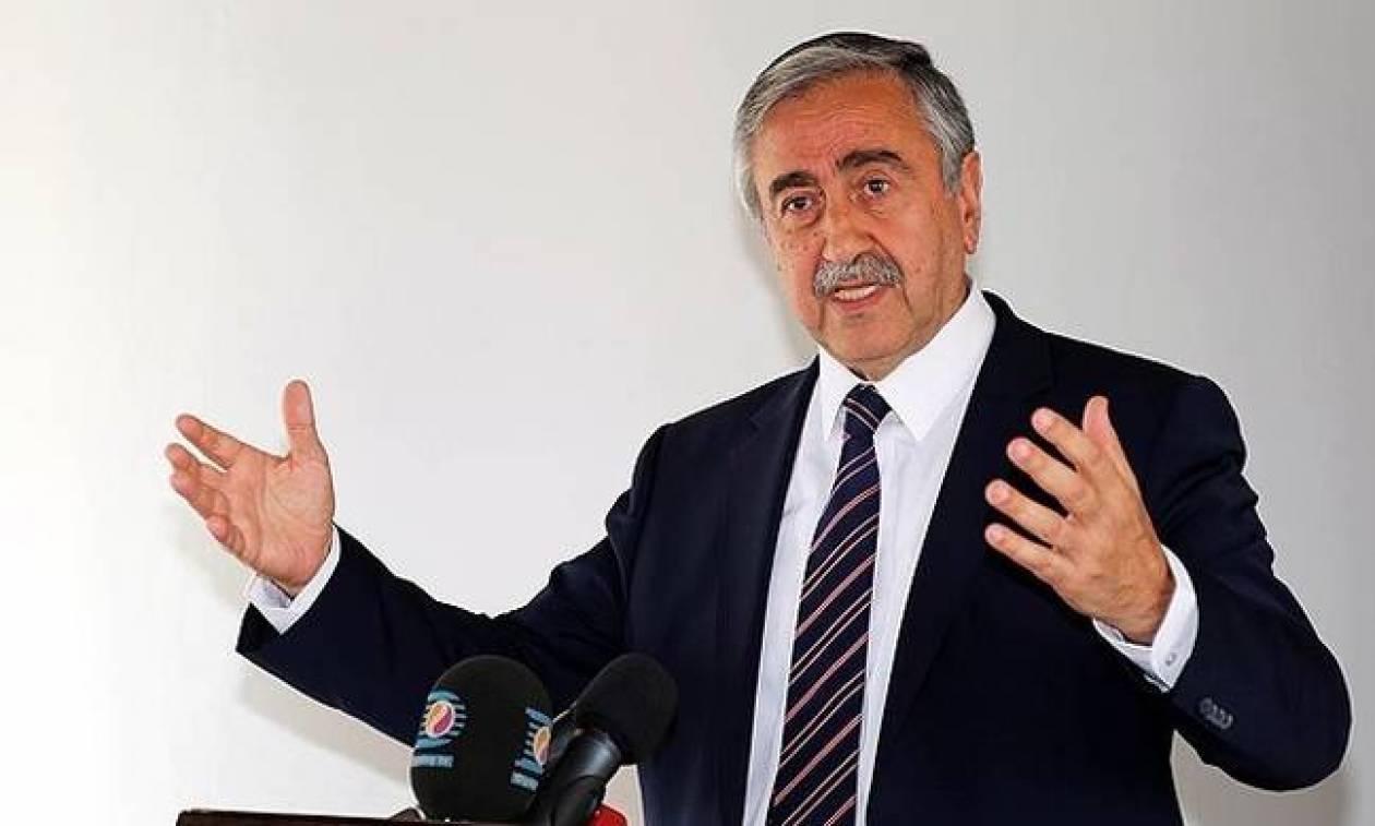 Ακιντζί για Κυπριακό: Πρώτα στρατηγική συμφωνία και μετά διαπραγματεύσεις