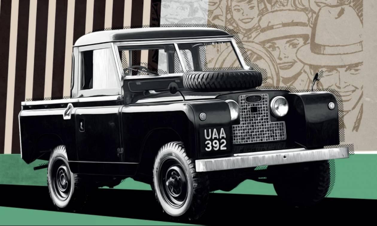 Δες εδώ μαγκιά που έκανε πάλι το Land Rover! (pics)