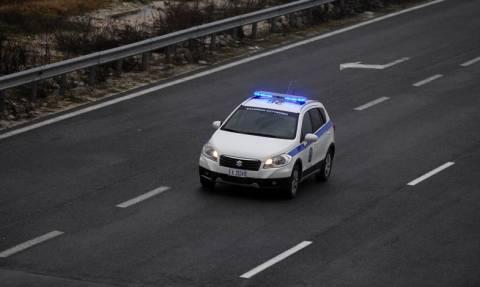 Καταδίωξη στη Θεσσαλονίκη - Είχε στοιβάξει 11 ανθρώπους στο αυτοκίνητό του