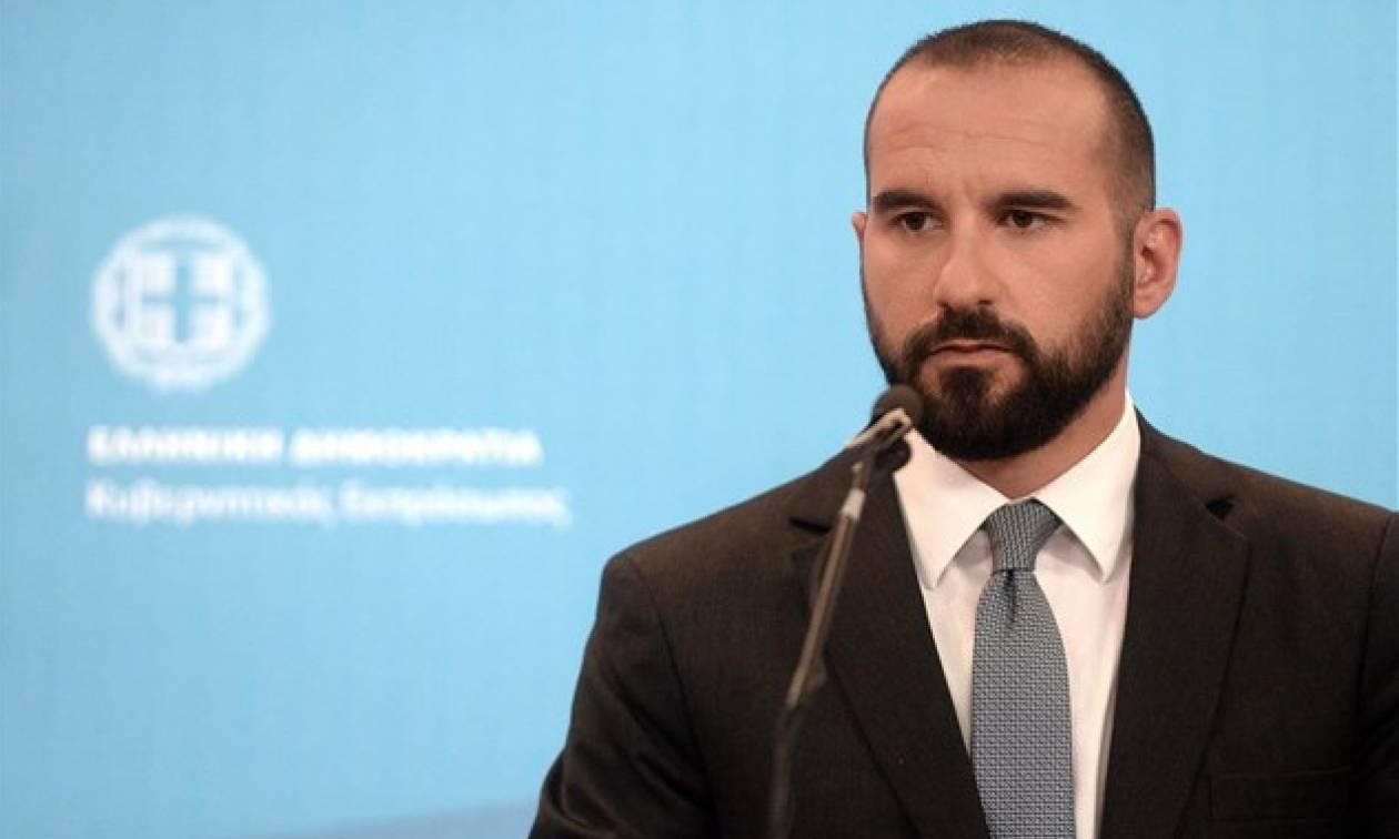 Τζανακόπουλος: Ο Μητσοτάκης έχει ξεμείνει από πολιτικά καύσιμα