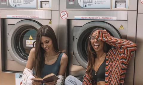 7 λάθη που πιθανότατα κάνεις όταν βάζεις πλυντήριο