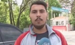 Γιος Τούρκου συλληφθέντα: Οι Έλληνες τον έπιασαν ως αντίποινα για τους δύο στρατιωτικούς (vid)