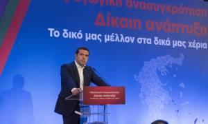 Τσίπρας για προσφυγικό: Οι Μυτιληνιοί έσωσαν την τιμή όχι μόνο της Ελλάδας αλλά και της ΕΕ