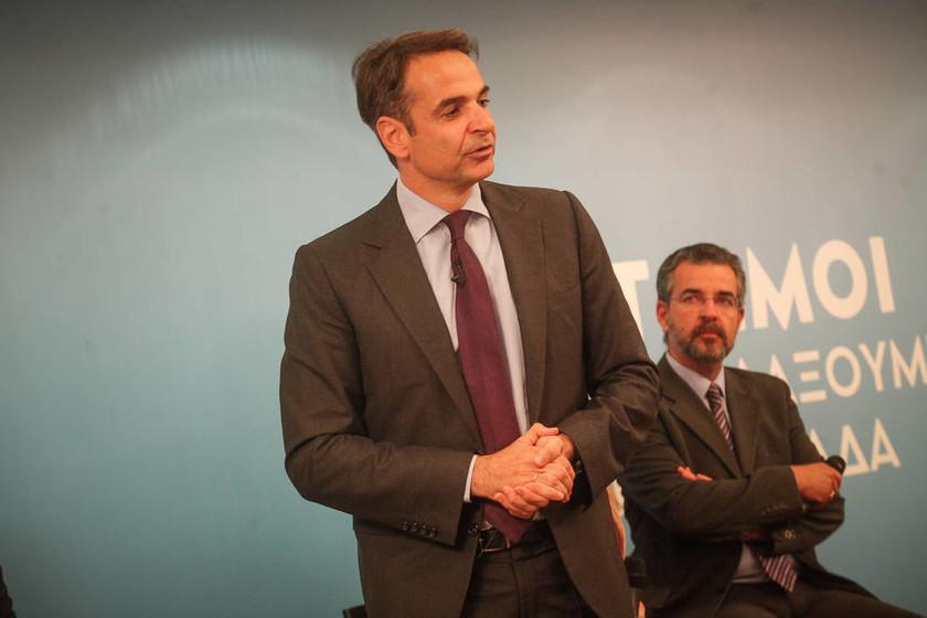 Μητσοτάκης: Θα γκρεμίσω το κομματικό κράτος του ΣΥΡΙΖΑ