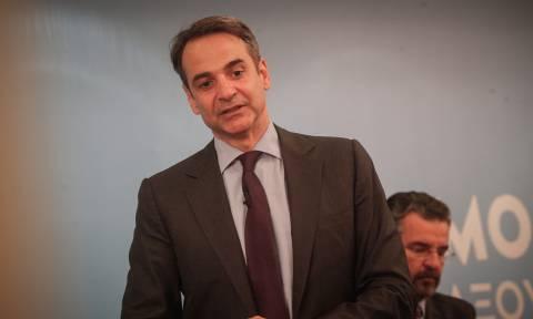 Μητσοτάκης: Θα γκρεμίσω το κομματικό κράτος του ΣΥΡΙΖΑ (pics)
