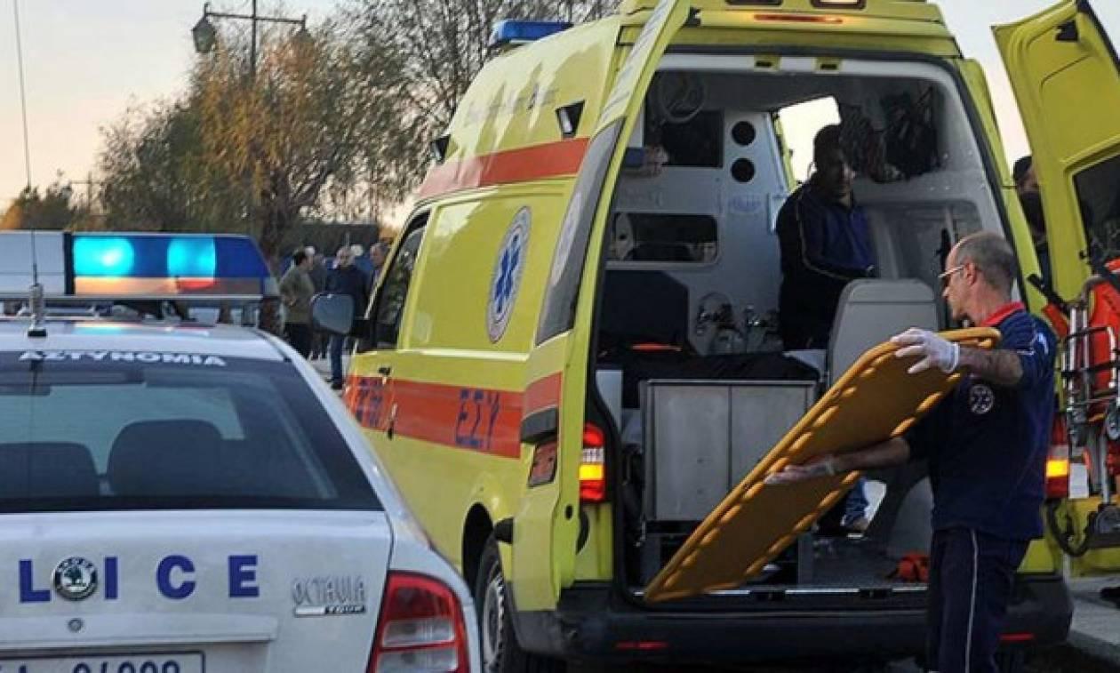 Σοβαρό τροχαίο με εγκλωβισμό στο Ρέθυμνο - 4 τραυματίες