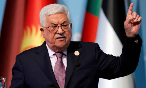 Παλαιστίνη: Επανεξελέγη ο Μαχμούντ Αμπάς στην προεδρία της ΟΑΠ