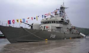 Κανονιοφόρος Αρματωλός: Αυτό είναι το πολεμικό πλοίο που χτύπησαν οι Τούρκοι στο Αιγαίο (vid)
