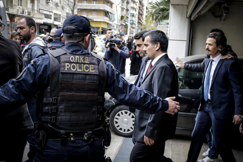 ΣτΕ - Κατά της χορήγησης ασύλου στον Τούρκο αξιωματικό τάχθηκε το ελληνικό Δημόσιο