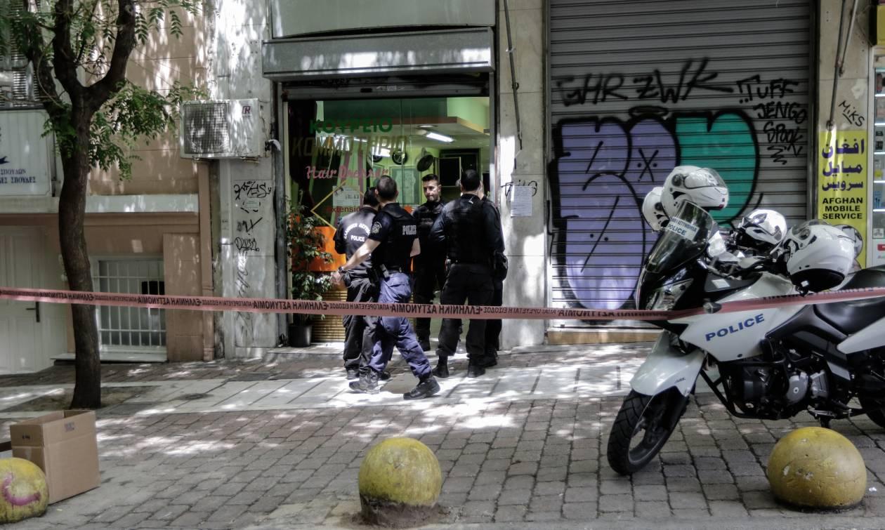 Συναγερμός για πυροβολισμούς στο κέντρο της Αθήνας (pics)
