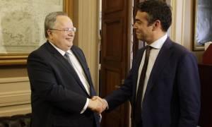 Νέα συνάντηση Κοτζιά - Ντιμιτρόφ - Νίμιτς στην Αθήνα