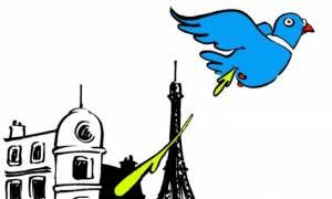 Μόνο το Charlie Hebdo! Επέστρεψε στο twitter παρά το «να πάτε να γ@μ..»!