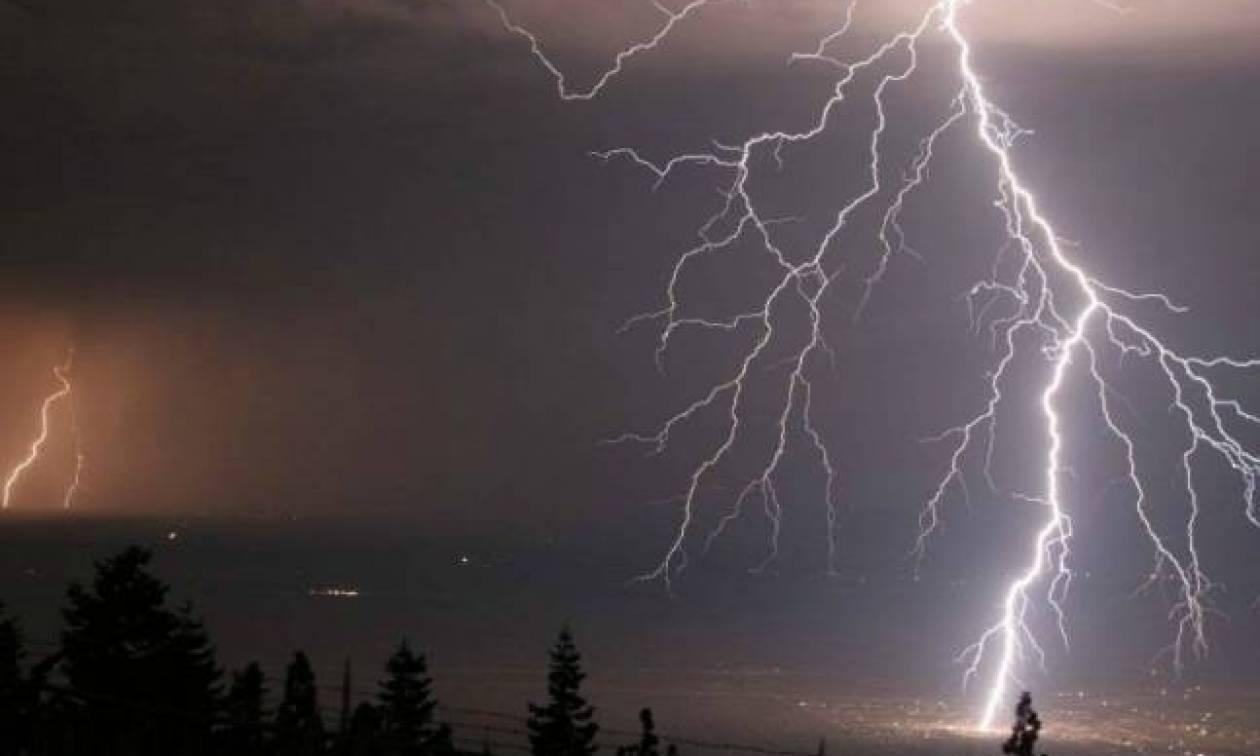 Καιρός: Επιδείνωση του καιρού τις επόμενες ημέρες με καταιγίδες και χαλάζι
