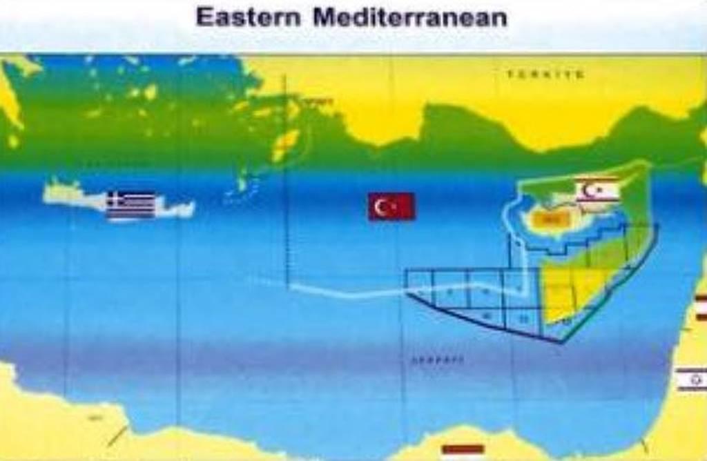 Συναγερμός στο Αιγαίο: Οι Τούρκοι «εξαφάνισαν» το Καστελλόριζο – Δείτε το χάρτη – ντοκουμέντο