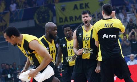 Basketball Champions League - ΑΕΚ-Μονακό: Βασιλικό... ραντεβού