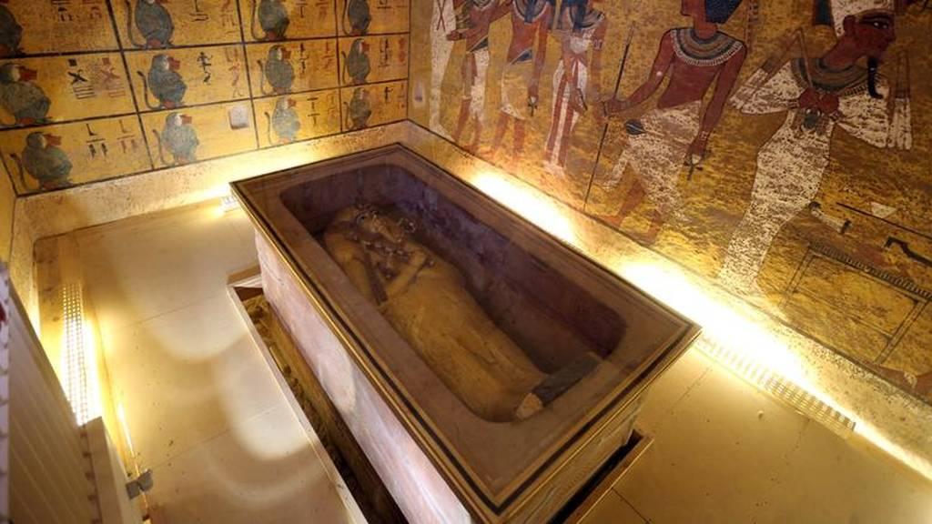 Λύθηκε το μυστήριο... πίσω από τον τάφο του Τουταγχαμών