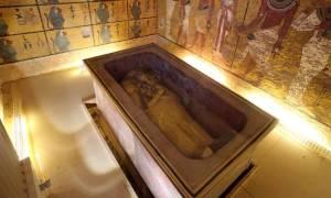 Απογοήτευση: Λύθηκε το μυστήριο... πίσω από τον τάφο του Τουταγχαμών