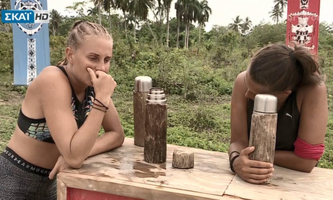 Survivor 2: Καταρρακωμένη η Δαλάκα, ξέσπασε σε κλάματα: «Είμαι σε σοκ»!