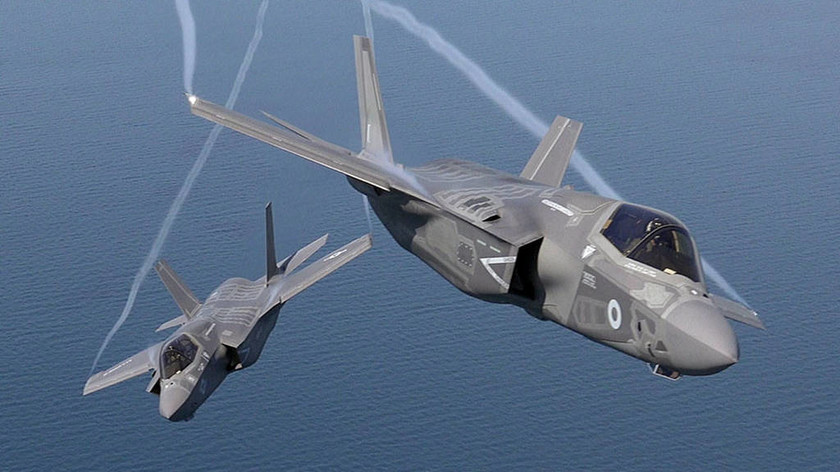 «Πόλεμος» Τραμπ - Ερντογάν για τα F-35: Δεν σας τα δίνουμε, εάν δεν ακυρώσετε τους S-400
