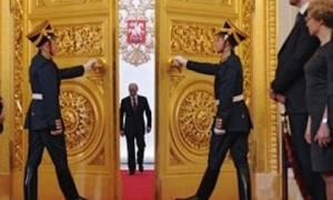 Ρωσία: Ορκίζεται για τέταρτη θητεία ο πρόεδρος Πούτιν