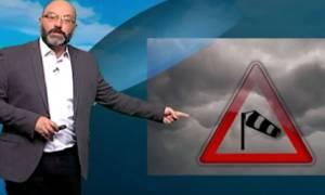 Μέχρι πότε θα συνεχιστούν οι καταιγίδες; Η ανάλυση του Σάκη Αρναούτογλου (video)