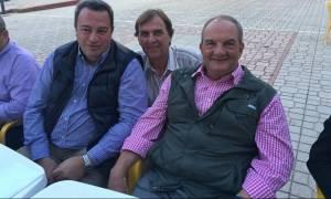 Στη Θράκη ο Καραμανλής: Οι βόλτες, τα αστεία και το κάλεσμα των ντόπιων να… αναλάβει (pics)