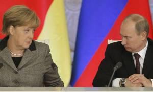 Έκτακτη συνάντηση Πούτιν – Μέρκελ στη Ρωσία