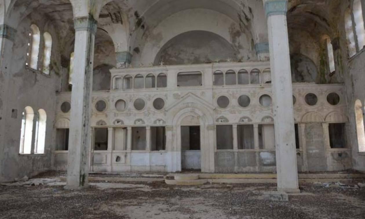 Εκατοντάδες θρησκευτικά μνημεία βεβηλώθηκαν στα κατεχόμενα της Κύπρου (photos)