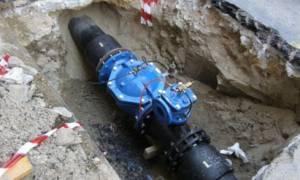 Χωρίς νερό το κέντρο της Θεσσαλονίκης λόγω βλάβης