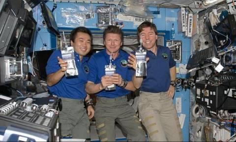 Αυτό είναι το πιο αηδιαστικό πράγμα που κάνουν οι αστροναύτες στο διάστημα