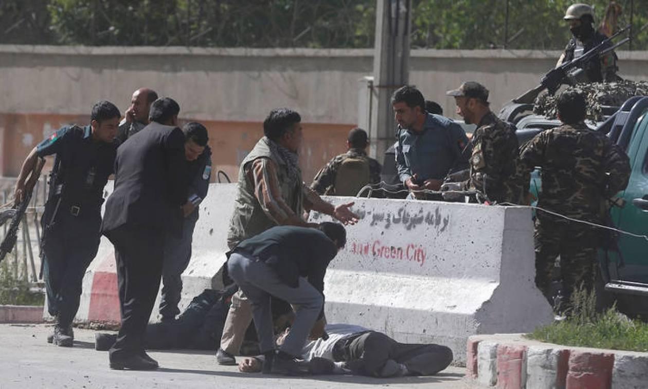 Καμπούλ: Απετράπη επίθεση αυτοκτονίας - Νεκρός ο επίδοξος βομβιστής