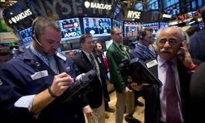 Κλείσιμο με άνοδο αλλά μακριά από τα υψηλά της ημέρας στη Wall Street