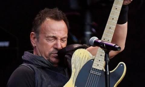 Ο Μπρους Σπρίνγκστιν θα τιμηθεί με Tony για το «Springsteen on Broadway»!