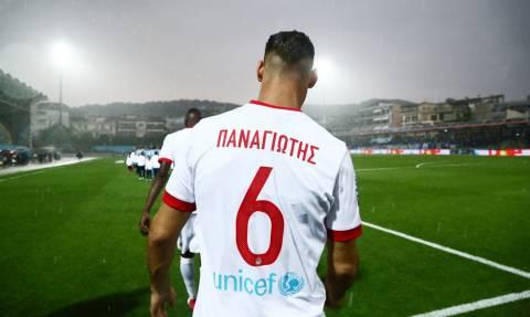 Ολυμπιακός: Τελειώνει ο Ταχτσίδης