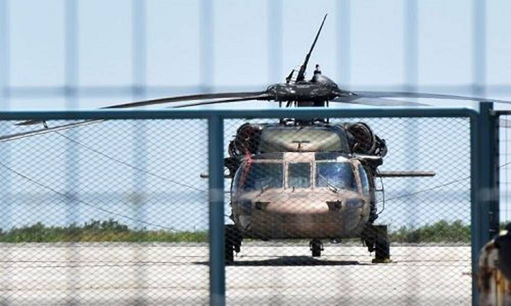 ΕΚΤΑΚΤΟ: Ελεύθερος και δεύτερος Τούρκος στρατιωτικός από τους «8»