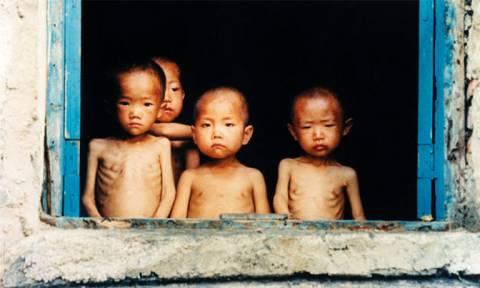 Ανθρωπιστικό δράμα στη Βόρεια Κορέα: 25 εκατ. άνθρωποι βρίσκονται «ένα βήμα πριν τον λιμό»