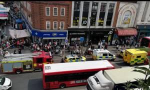 Συναγερμός στη Βρετανία: Επίθεση με οξύ στο σταθμό του μετρό Μπρίξτον στο Λονδίνο (Pics)