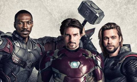 Δείτε πώς θα ήταν οι Avengers αν υπήρχαν τη δεκαετία του 90!